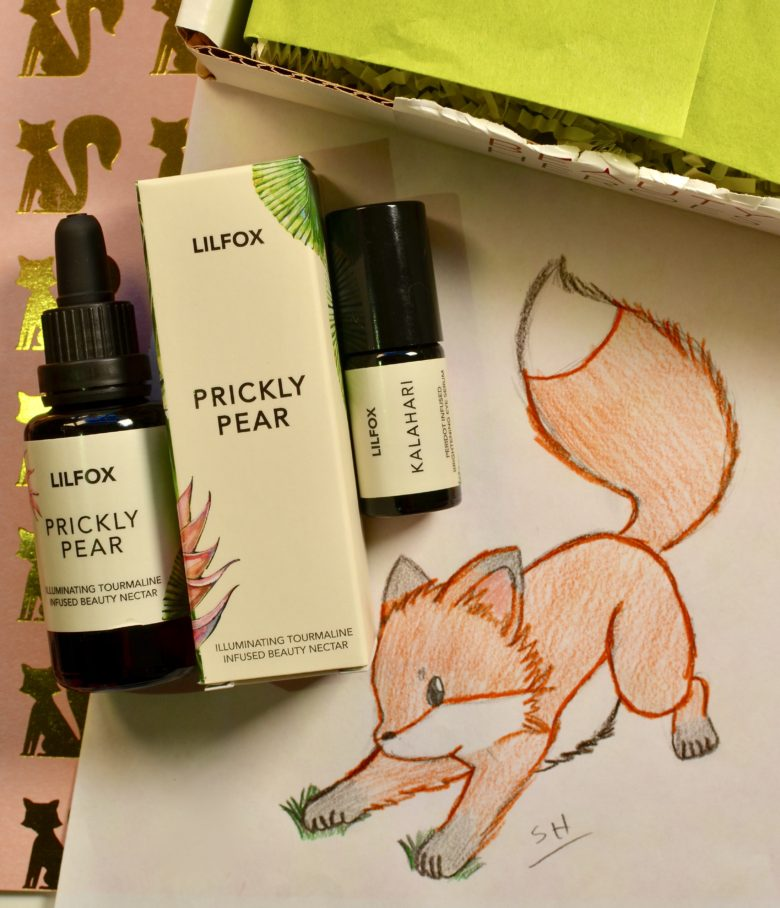 Beauty Heroes October 2018: LILFOX