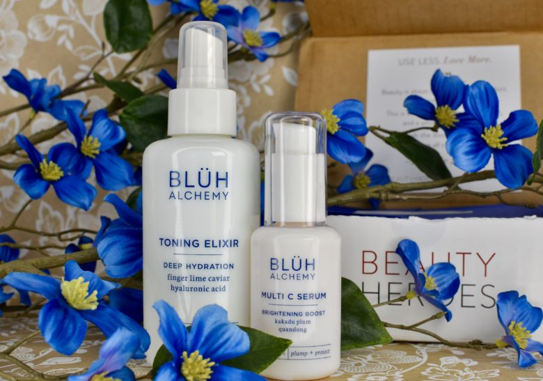 Beauty Heroes March 2019: Blüh Alchemy